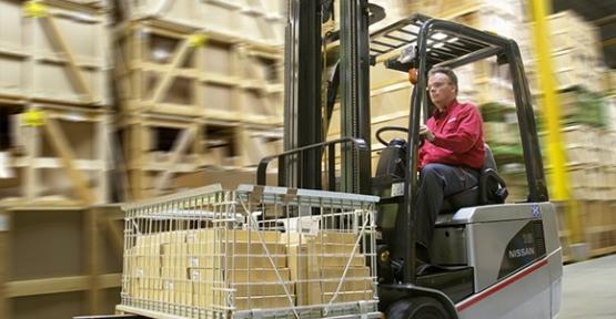 forklift operatoru 3 Forklift Operatörü